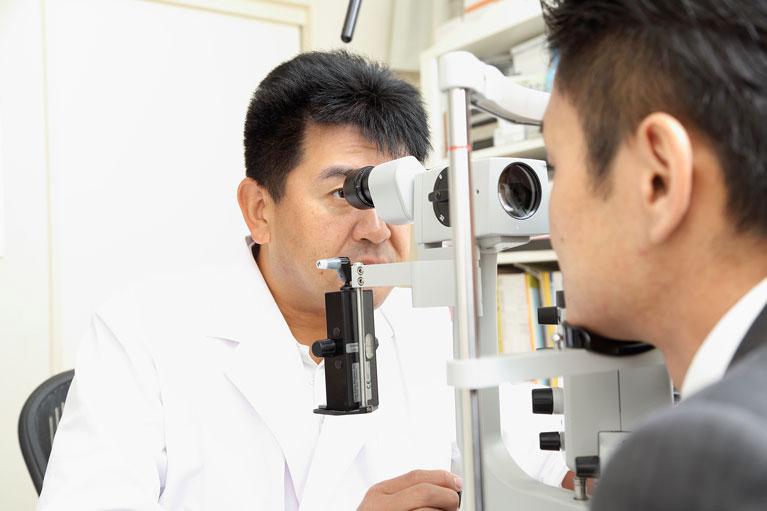 視能訓練士による検査・訓練