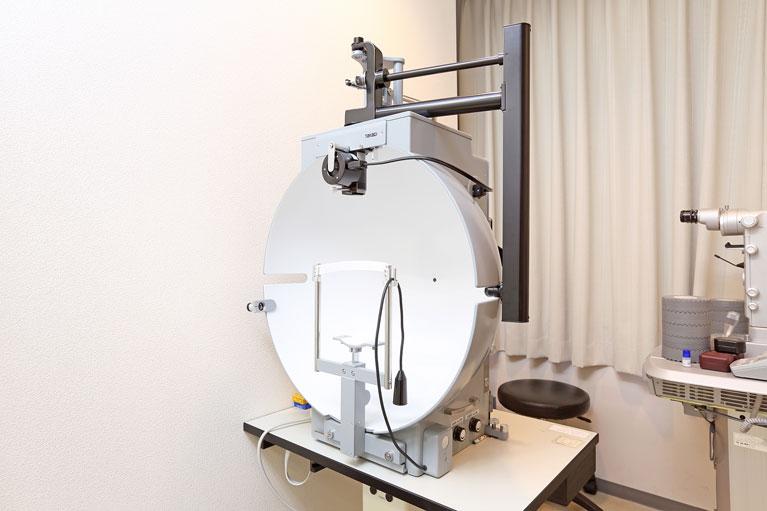 視野検査2